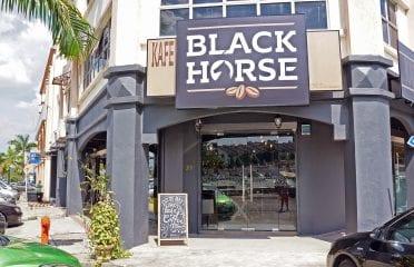 Black Horse Cafe @Seri Kembangan