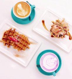 Cafe 5 (五号松饼咖啡屋) @Pudu