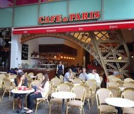 Cafe de Paris @Pavilion