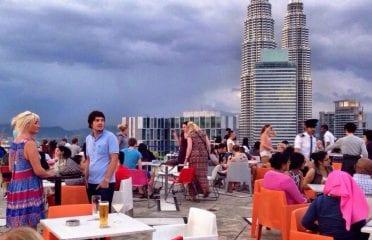 Heli Lounge Bar @Bukit Bintang