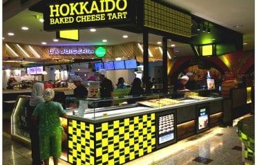 Hokkaido Baked Cheese Tart @Berjaya Times Square