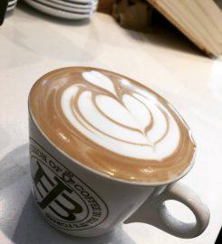 Jamaica Blue Fine Coffees @Robertson Pudu