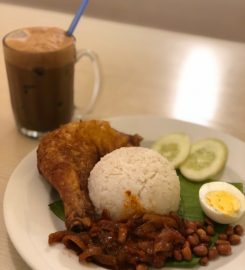 Kopi Club Sungei Wang
