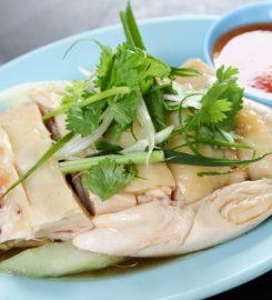 Kwan Kee Porridge & Chicken 坤記粥檔 @Pudu