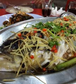 Mun Kee Steam Fish Head 文記魚頭王蒸魚頭 @Taman Segar