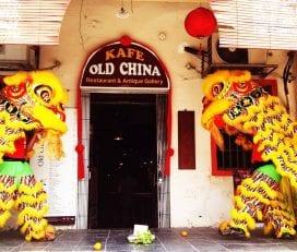 Old China Cafe @Jalan Balai Polis