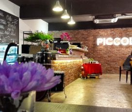 Piccolo Cafe @ Taman Equine