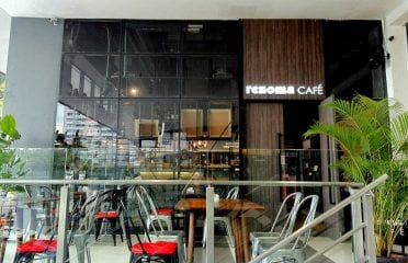 Renoma Cafe @ Ikon Connaught