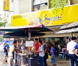 Restaurant One Sentral 中环美食中心 @Brickfields