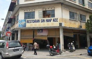 Restoran Sin Hiap Kee 新協記茶餐室 @Pudu