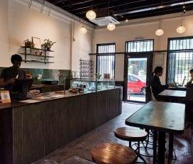 Seniman Kakao Cafe @Pudu