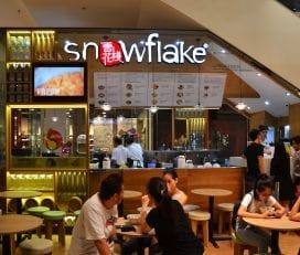 Snowflake Taiwanese Dessert Secrets @ Pavilion KL