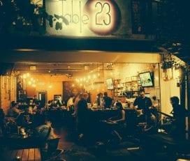 Table 23 Restaurant & Bar @Jalan Mesui