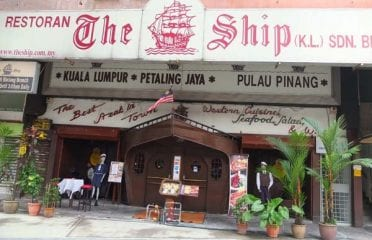 The Ship @Jalan Sultan Ismail