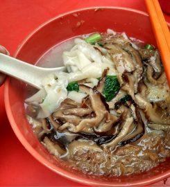 Tian Yake Ban Mian 天涯客板麺 @Chow Kit