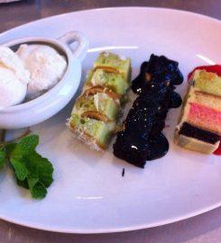 Zang Toi Cafe (West 57th Street Cafe) @Pavilion