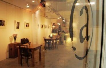 Aku Cafe & Gallery @Jalan Panggong KL