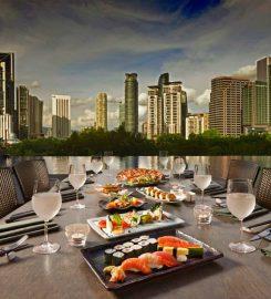 Aqua Restaurant & Bar @Mandarin Oriental KL