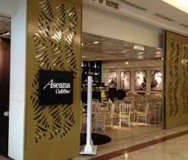 Aseana Cafe @Suria KLCC