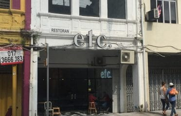 Cafe ETC @Jalan Tun H S Lee KL