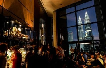 Coppersmith at Troika Sky Dining KL