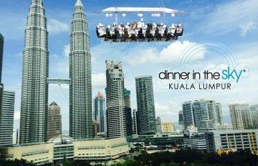 Dinner In The Sky Malaysia