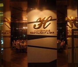 Hemisphere Restaurant & Bar @Regalia Residence KL