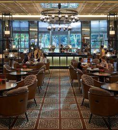 Lounge on the Park @Mandarin Oriental KL