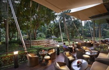 Lounge on the Park @Mandarin Oriental KL