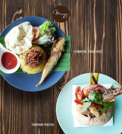 MEJA Kitchen + Bar TREC, KL