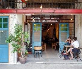 Mingle Cafe @Jalan Sultan