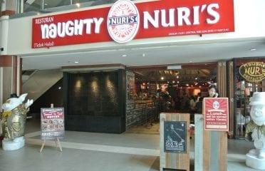 Naughty Nuri's @Life Centre KL