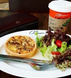 O'Briens Irish Sandwich Bar @Menara Prudential KL