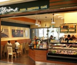 O'Briens Irish Sandwich Cafe @ Great Eastern Mall KL