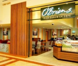 O'Briens Irish Sandwich Cafe @ Suria KLCC