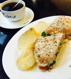 O'Briens Irish Sandwich Cafe @NU Sentral KL