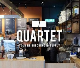 Quartet @NU Sentral KL