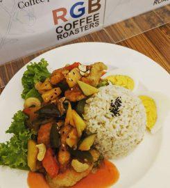 RGB Coffee at the Bean Hive @Ampang