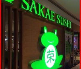 Sakae Sushi @NU Sentral KL