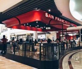 San Francisco Coffee @KLCC
