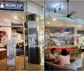 Second Cup Coffee Company @Sunway Putra Mall