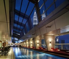 SkyBar @Traders Hotel KLCC