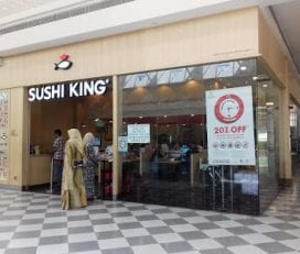 Sushi King @Alamanda Putrajaya