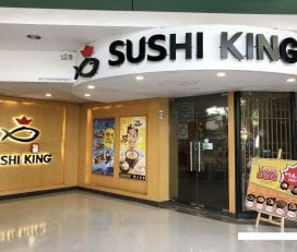 Sushi King @Cheras Leisure Mall