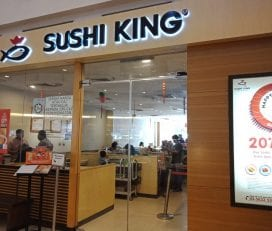 Sushi King @Metro Point Kajang