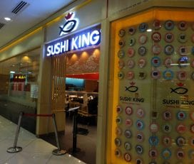 Sushi King @The Mines Shopping Mall