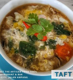 Taft the Artisan Food Trail Restaurant & Bar Ampang