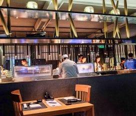 Tatsu Japanese Cuisine @InterContinental KL