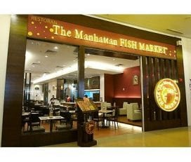 The Manhattan Fish Market @Sunway Putra Mall