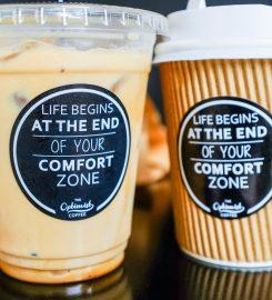 The Optimist Coffee @Ampang Park LRT Station